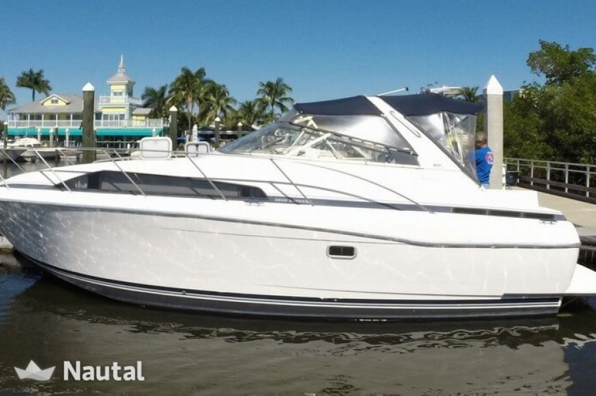 Huur jacht Bayliner 33 in Balboa, Panama City