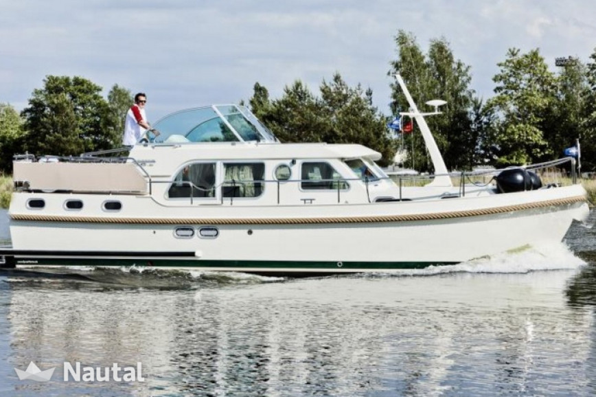 Houseboat rent Linssen Yachts Grand Sturdy 36.9 AC in Zehdenick Marina, Brandenburg - Havel