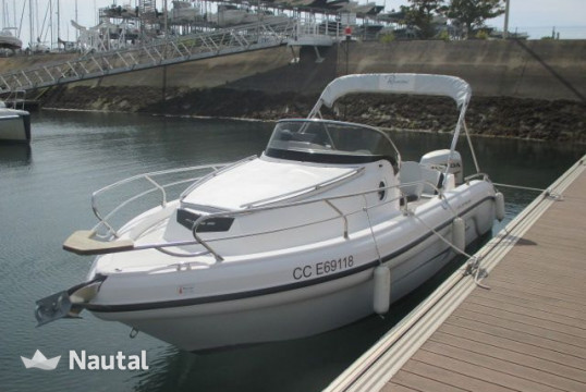 Motorboat rent Ranieri RANIERI 22 in Port du Crouesty, Morbihan - Crouesty