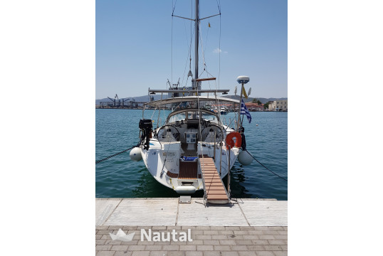 Sailing boat rent Bavaria Cruiser in Port of Volos, Thessaly