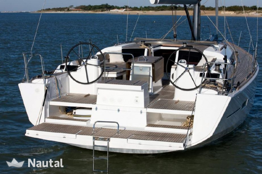 Huur zeilboot Dufour 512 Grand Large in Puerto Deportivo Pasito Blanco, Gran Canaria