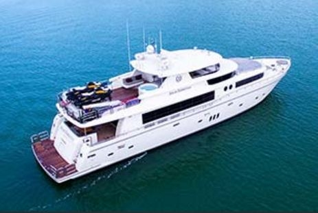 Johnson Yachts 103ft