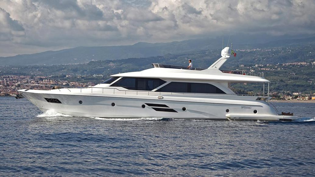 Raphael Yachts Marco Polo 78